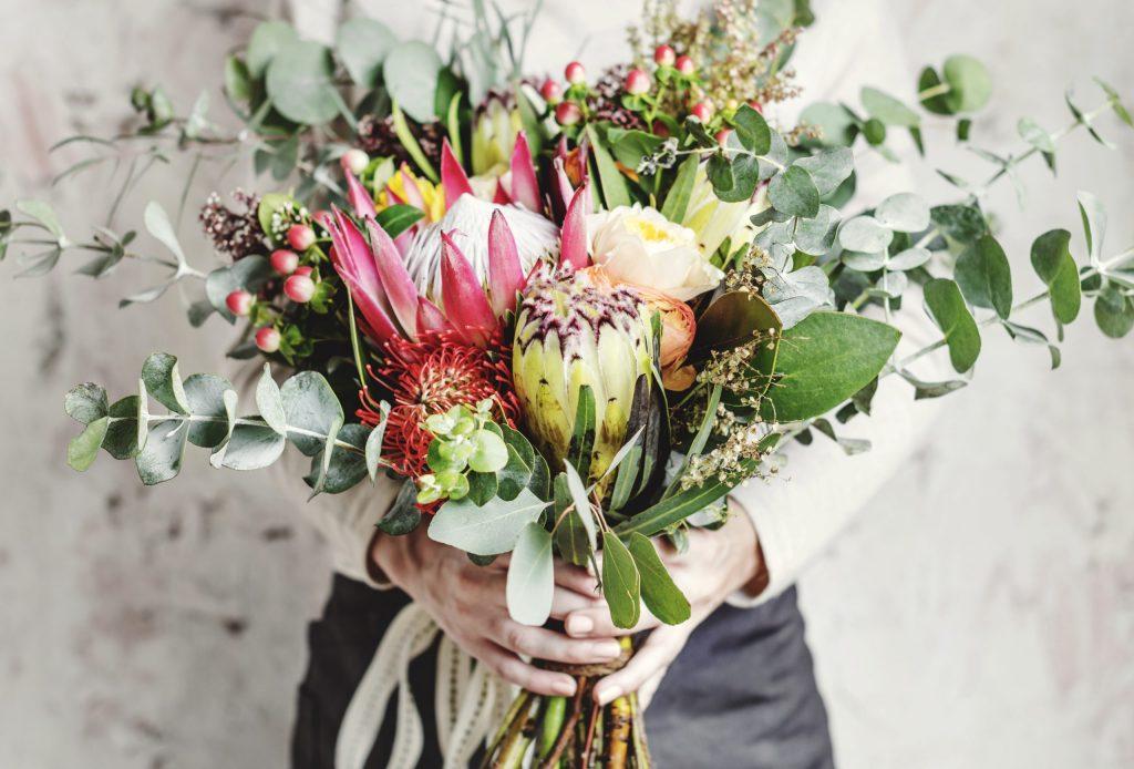 Consejos para elegir el mejor ramo de flores